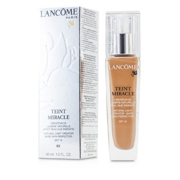 Lancome Teint Miracle Natural Light Creator SPF 15 - # 03 Beige Diaphane  30ml/1oz