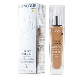 Lancome Teint Miracle Creador Luz Natural SPF 15 - # 04 Beige Nature  30ml/1oz