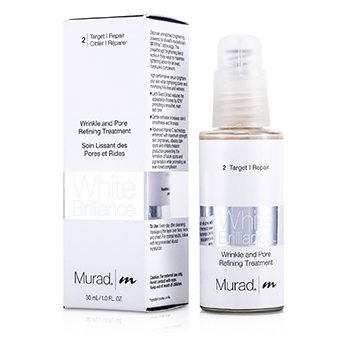 Murad White Brilliance Wrinkle & Pore Refining Treatment  30ml/1oz
