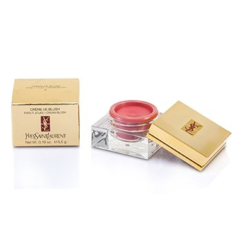 Yves Saint Laurent Creme De Blush - # 02 Powdery Rose  5.5g/0.19oz