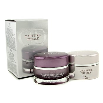 Christian Dior Capture Totale Day & Night: Day Cream + Night Cream  2pcs
