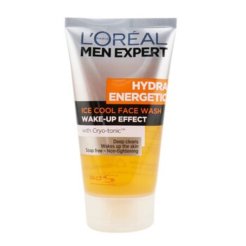 L'Oreal Pěnivý čisticí gel Men Expert Hydra Energetic Foaming Cleansing Gel  150ml/5oz