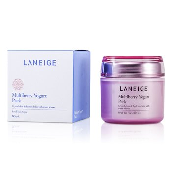 Laneige Multiberry Yogurt Pack Reparador  80ml/2.6oz