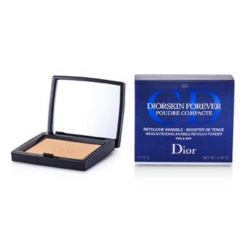Christian Dior DiorSkin Forever Wear Extending Polvo Retoque Invisible SPF 8 - # 003 Transparent Deep  12g/0.42oz