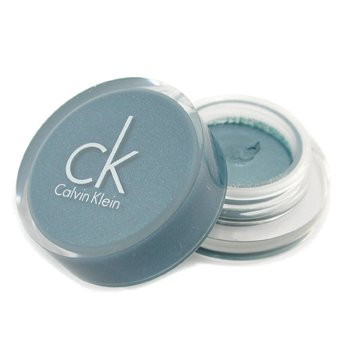 Calvin Klein Tempting Glimmer Sheer Creme EyeShadow - #311 Turquoise Blue (Unboxed)  2.5g/0.08oz