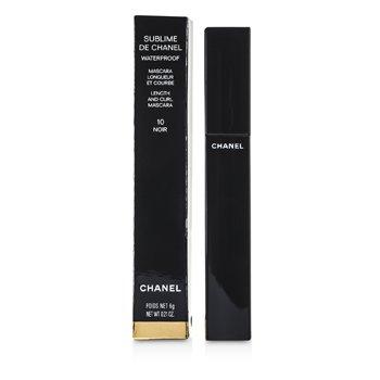 Chanel Sublime De Chanel Suyadavamlı Tuş - No.10 Gecə  6g/0.21oz