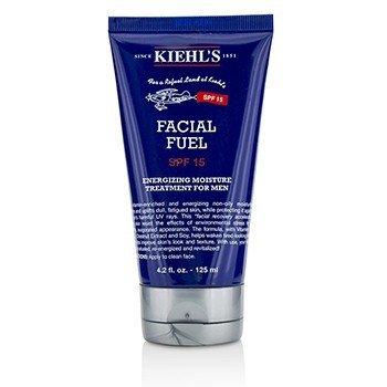 Kiehl's Facial Fuel SPF 15 Sunscreen Energizing Moisture Treatment  125ml/4.2oz