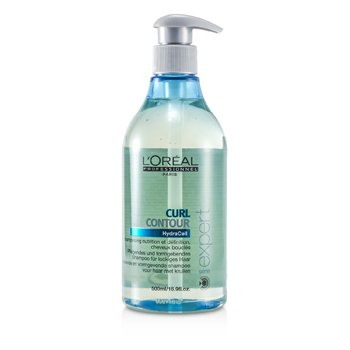 L'Oreal Professionnel Expert Serie - Curl Contour HydraCell Champ� Cabellos Rizados  500ml/16.9oz