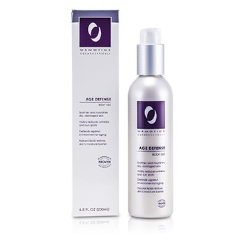 Osmotics Age Defense Barrier Repair Body Silk  200ml/6.8oz