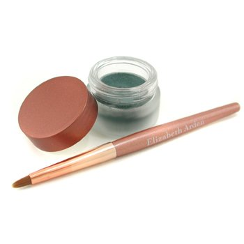 Elizabeth Arden Color Intrigue Gel Eyeliner with Brush - Ocean Teal  3.5g/0.12oz