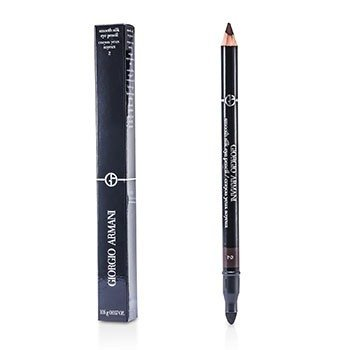 Giorgio Armani Smooth Silk Eye Pencil - # 02 Red  1.05g/0.037oz