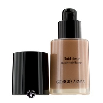 Giorgio Armani Fluido Transparente - # 10 Golden Beige  30ml/1oz