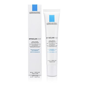 La Roche Posay Punktowy żel na wypryski Effaclar Duo Dual Action Acne Treatment  40ml/1.35oz