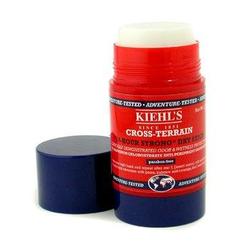 Kiehl's Dezodorant w sztyfcie Cross-Terrain 24 Hour Strong Dry Stick  75ml/2.5oz