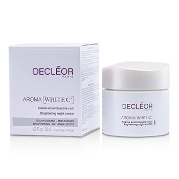 Decleor Aroma White C+ Recovery Brightening Night Cream  50ml/1.69oz