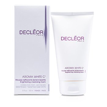 Decleor Aroma White C+ Brightening Cleansing Foam  150ml/5oz