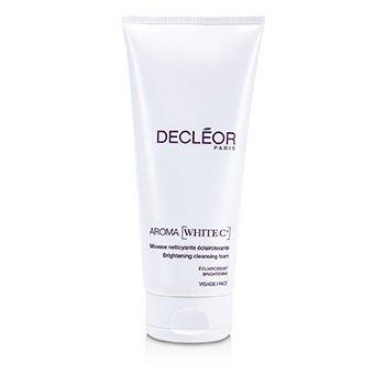 Decleor Aroma White C+ Jabón Limpiador Blanqueador ( Tamaño Salón )  200ml/6.7oz