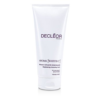 Decleor Aroma White C+ Jab�n Limpiador Blanqueador ( Tama�o Sal�n )  200ml/6.7oz
