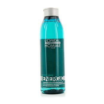 L'Oreal Shampoo Professionnel Homme Energic High Foam  250ml/8.45oz