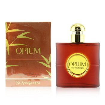 Yves Saint Laurent Opium Eau De Toilette Spray (Nuevo Empaque)  50ml/1.7oz