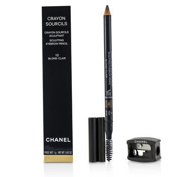 Chanel Kredka do brwi Crayon Sourcils Sculpting Eyebrow Pencil - #10 Blond Clair  1g/0.03oz