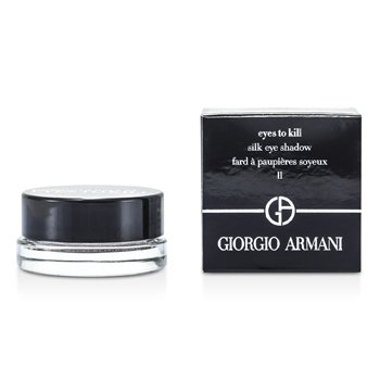 Giorgio Armani Eyes To Kill Silk Sombra de Ojos - # 11 White Punch  4g/0.14oz