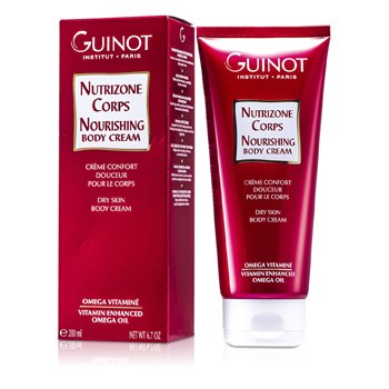Guinot Nutrizone Corps Crema Corporal Nutriente ( Piel Seca )  200ml/6.7oz