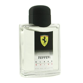 Ferrari Black Shine Eau De Toilette Spray  125ml/4.2oz