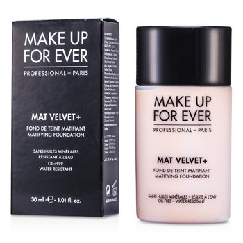 Make Up For Ever Mat Velvet + Matifying Foundation - #45 (Soft Beige)  30ml/1.01oz