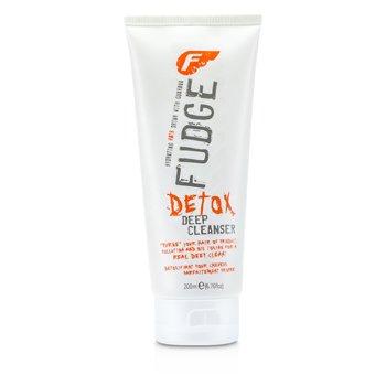 Fudge Detox Deep Cleanser  200ml/6.76oz