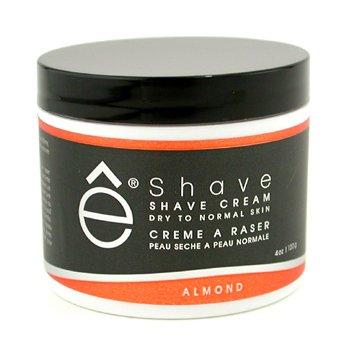 EShave Migdałowy krem do golenia Shave Cream - Almond  120g/4oz