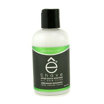 EShave Cytrynowa emulsja po goleniu After Shave Soother - Verbena Lime  180g/6oz
