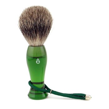 EShave Shave Brush Fine - Green  1pc