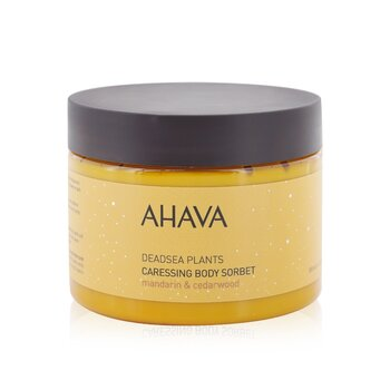 Ahava Deadsea Plants Caressing Sorbete Corporal  350ml/12.3oz