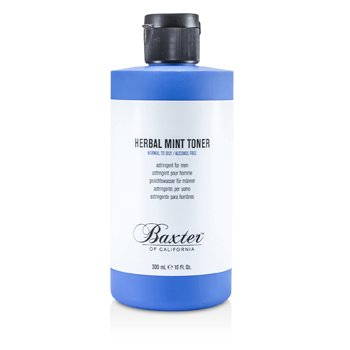 Baxter Of California Herbal Mint Toner  300ml/10oz