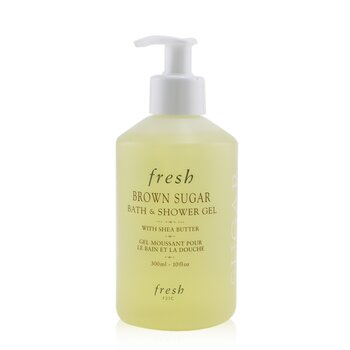 Fresh Brown Sugar Shower Gel  300ml/10oz