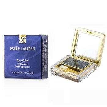 Estee Lauder New Pure Color EyeShadow - # 58 Black Crystals (Metallic)  2.1g/0.07oz