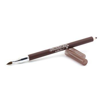 Lancome Le Lipstique Barra Color de Labios con Brocha - # Sheer Chocolate (US Version)  1.2g/0.04oz
