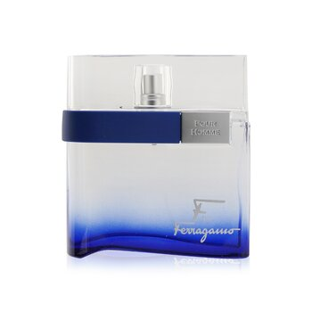 Salvatore Ferragamo F by Ferragamo Free Time EDT Sprey  100ml/3.4oz
