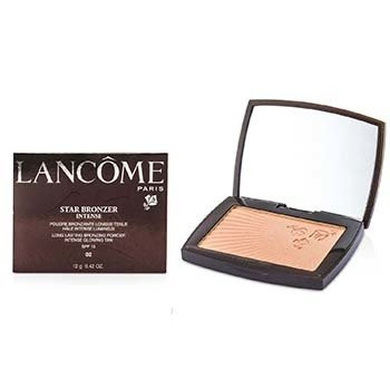 Lancome Star Bronzer Intense Long Lasting Bronzing Powder SPF10 (Intense Glowing Tan) - # 02 Eclat Cuivre  12g/0.42oz