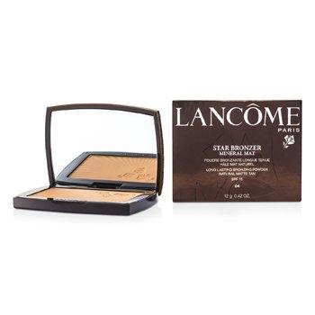 Lancome Star Bronzer Mineral Pudră Bronzantă Persistentă SPF15 (Bronz Mat Natural) - #04 Ambră Naturală  12g/0.42oz