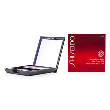Shiseido Trio de sombras Luminizing Satin - # VI308 Bouquet  3g/0.1oz