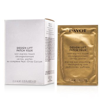 Payot Les Design Lift Design Lift Patch Yeux (Salon Size)  20x1.5ml/0.05oz