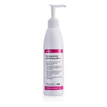 Murad Mascara exfoliante Vitalic Pomegranate (Tamanho profissional )  235ml/8oz