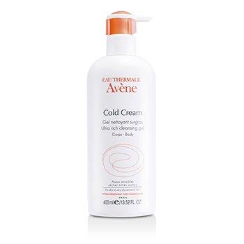 Avene ژل پاکسازی کننده پوست Cold Cream  400ml/13.52oz