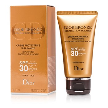 Christian Dior Dior Bronze Beautifying Protective Suncare SPF 30 For Face  50ml/1.7oz