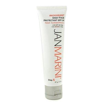 Jan Marini Protetor facial  antioxidant uso diario  SPF 30 - Tinted Sunkissed Bronze  57g/2oz