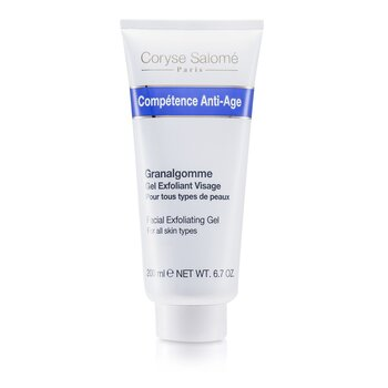 Coryse Salome Competence Anti-Age Facial Exfoliating Gel  200ml/6.7oz