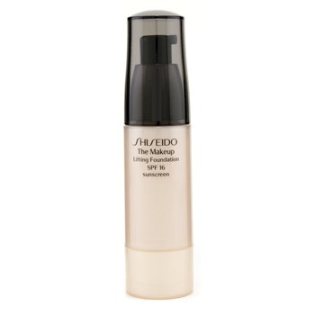 Shiseido The Makeup Lifting Foundation SPF 16 - O20 Natural Light Ochre  30ml/1.1oz