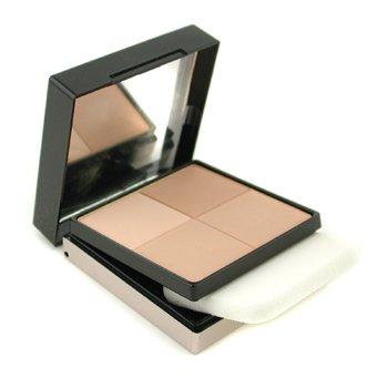 Givenchy Paleta czterech podkładów w kompakcie Prisme Foundation (Shaping Powder Makeup) - #6 Shaping Brown  10g/0.35oz